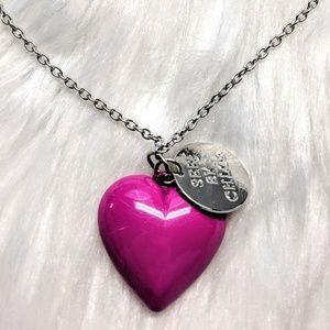 Jewelry - See by Chloe Heart Necklace